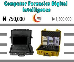 42% #discount on #ComputerForensics Digital Intelligence at Blessing Computers Limited..