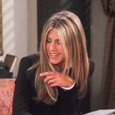 Estilo Rachel Green, Rachel Green Hair, Rachel Green Style, Rachel Green Outfits, Jennifer Aniston Friends, Jennifer Aniston Hair, Rachel Friends Hair, Jeniffer Aniston, Brown Blonde Hair