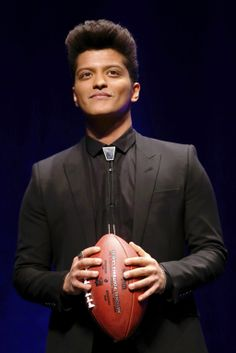 Bruno Mars, Super Bowl conference