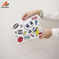 Cartoon Printed Women Graffiti Handbag Mini Crossbody Shoulder Bag Ladies Casual Purses Clutches Girls Handbag bolsos mujer 40