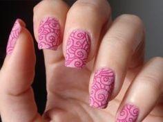 Stylish Fall Nail Designs 2016 And Modern Art Light Pink Nails