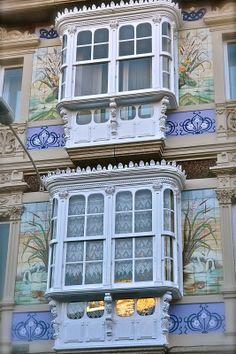 Modernism in A Coruña