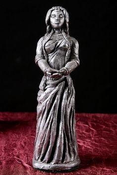 Avalon Goddess Statue  #Goddess #God #pagan #pantheon #pray #mother #crone