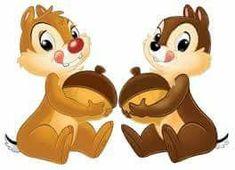 Afbeeldingsresultaat voor chip and dale Walt Disney Characters, Cartoon Characters, Disney Pixar, Fictional Characters, Mickey Mouse Y Amigos, Mickey Mouse And Friends, Disney Love, Disney Magic, Tic Et Tac Disney