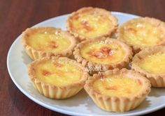 Pastry Recipes, Pie Recipes, Cookie Recipes, Snack Recipes, Cheesecake Mousse Recipe, Resep Cake, Egg Tart, Fruit Tart, How To Make Pie