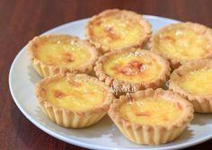 Pie Susu Keju Pastry Recipes, Pie Recipes, Cookie Recipes, Snack Recipes, Cheesecake Mousse Recipe, Resep Cake, Egg Tart, Fruit Tart, How To Make Pie