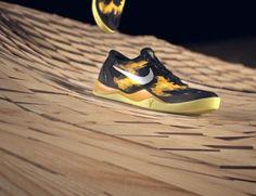 La grosse claque visuelle de la semaine E67 – Nike Kobe 8