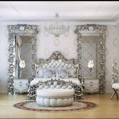 49 Beautiful Bedroom Design Ideas You Can't Live Without You can find Beautiful bedrooms and more on our Beautiful Bedroom Design Ideas You Can't Live Without Royal Bedroom, Grey Bedroom Decor, Bedroom Sets, Modern Bedroom, Living Room Decor, Contemporary Bedroom, Feminine Bedroom, Bedroom Romantic, Indie Bedroom