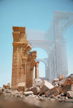 A partir de amanhã, para visitar quatro sítios do Médio Oriente classificados como Património da Humanidade basta ir ao Grande Palais, em Paris. Uma exposição entre o virtual e o real que visa sensibilizar para o património em perigo