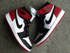 Release Date: Air Jordan 1 Retro High OG Black Toe