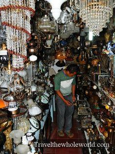 Antique Market - Jakarta - Indonesia