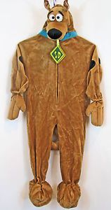 Scooby Doo Deluxe Halloween Costume Dog Rubies Toddler Small 40 inches Overall #Rubies #OnePiece
