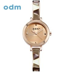 VEUNION » ODM Top Luxury Brand Fashion Bracelet Stainless Steel Strap Quartz Women Watch Waterproof Wristwatch for Ladies DM044