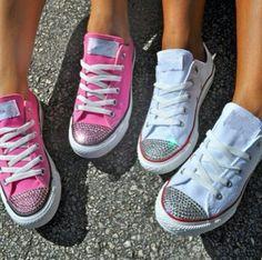 Converse con strass ❤️ Aprovechar porque ya sabeis que estos enlaces duran poquito! Teneis varios colores para elegir y buenos comentarios. Precio 25€  Aliexpress http://rdv.es/6riSxi #lowcost #aliexpress #fashion #love #me #cute #photooftheday...