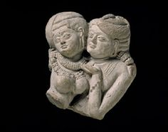 Plaque fragment with pair of lovers (mithuna) Associated place Chandraketugarh (place of creation) Date century BC - 1 BC) Material and techniquegrey terracotta Dimensions x x 2 cm max. (height x width x depth) 1st Century, Romantic Love, Museum Collection, Ancient Art, Southeast Asia, Asian Art, Happy Valentines Day, Online Art, Terracotta
