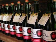 Cidrerie Le Père Mahieu - Cidre fermier Normand issu de l'agriculture biologique - Cidre Cotentin