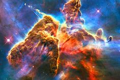 Dit is geen Photoshop. Dit zijn de 50 mooiste plaatjes van de Hubble-ruimtetelescoop