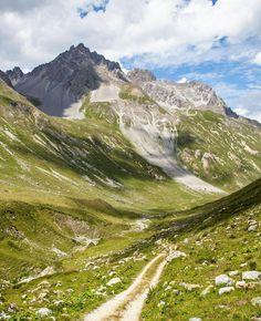 Vanoise National Park, French Alps