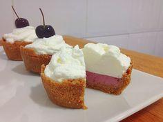 Pasteles de cereza en no te lo puedes perder!! Pincha en este enlace o en la foto para ver la publicación completa ahora!!