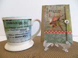 from blissfulfavs.com #coffee #mug #kellyraeroberts #embrace #change #coffeetime #coffeelovers