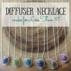 How to Make Diffuser Necklace - Diy Jewelry Easy Jewelry Clasps, Diy Jewelry, Jewelry Making, Wire Jewellery, Essential Oil Diffuser, Essential Oils, Essential Oil Jewelry, Making Jewelry For Beginners, Diffuser Necklace