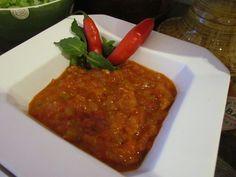 receita de salsa picante