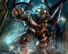Bioshock artwork