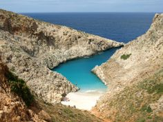 Seitan Limania beach Kreta Crete Holiday, Seitan, Greece, Tourism, Europe, World, Beach, Water, Tips