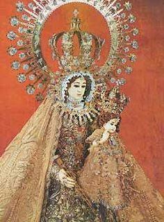 Puntadas marianas: Nuestra Señora de Laval