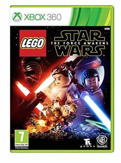 LEGO Star Wars The Force Awakens Xbox 360 * Check this awesome product by going to the link at the image.