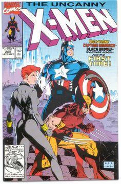 El primer número de X-Men que compre