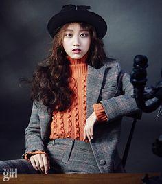 [Lovelyz] Yein for Vogue Girl Korea