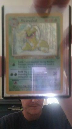Pokemon Victreebel Jungle 14/64 Holo 1st First Edition Mint NM!