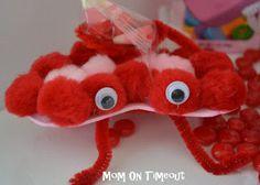 Love Bug Valentines - A Valentine's Day Craft for Kids