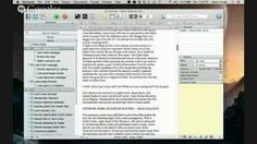 Scrivener Bootcamp - YouTube Writing Websites, Writing Software, Writing Resources, Writing Words, Fiction Writing, Writing A Book, Writing Tips, Book Works, Improve Writing