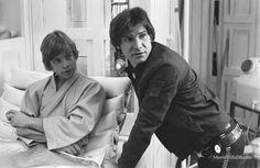 Star Wars: Episode V - The Empire Strikes Back - Publicity still of Harrison Ford & Mark Hamill