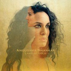 Anoushka+Shankar+Land+of+Gold+LP+Vinil+180+Gramas+++Download+Alev+Lenz+Deutsche+Grammophon+2016+EU+-+Vinyl+Gourmet