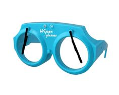 LOL - I need these! Don't get caught in the rain with out your iWiper glasses! These fun accessories come with battery operated lenses that move back and forth
