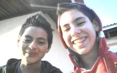 My Brother and BestFriend! :')