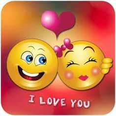 Love you hubby Animated Emoticons, Funny Emoticons, Kiss Emoji, Smiley Emoji, Love You Hubby, Always Love You, Stickers Emojis, Emojis Meanings, Emoji Craft