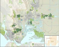 Protected Lands of Solano County