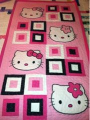 Adventures in obsessive crafting: Hello Kitty