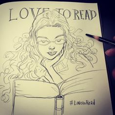 Love to read, Chris Riddell