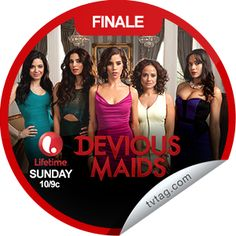Devious Maids: Look Back in Anger (July 13, 2014)