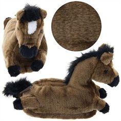 Horse Animal Slippers for Kids, Women and Men,    #AnimalSlippers,    #77691