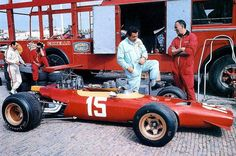 Clay Regazzoni-Ferrari F2