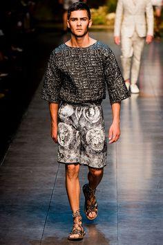 Dolce Gabbana Menswear - Pasarela