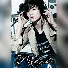 CNBLUE- Minhyuk *-*