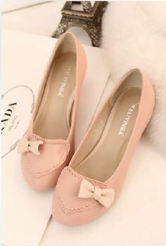 Aliexpress.com : Buy Small bow decoration round toe low heeled shoes women's comfortable small wedges single shoes girls from Reliable heel shoes girls suppliers on SpreePicky. $13.58