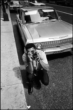 Mr. Muhammad Ali in Chicago, 1966. Photography by Thomas Hoepker.